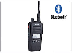 REXON RL-328S BT VOIP (4/5W) High-end Professional portable radio (Pro talkie-walkie) with Bluetooth